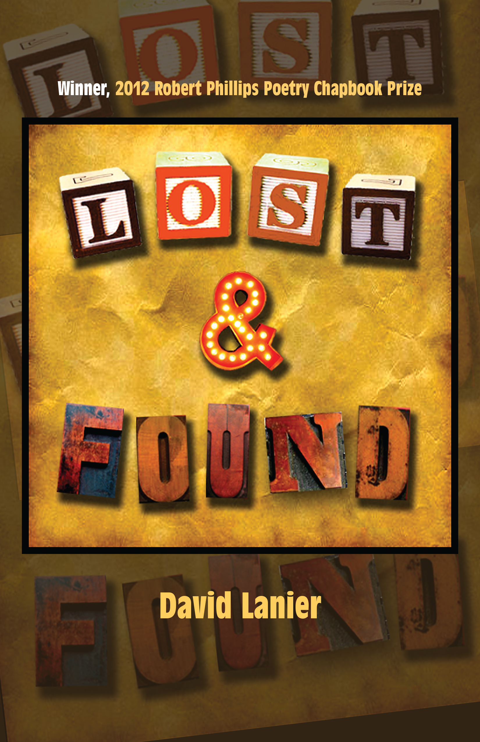 Lost & Found by David Lanier